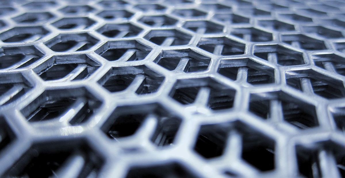 Graepel - Perforated metal sheets and other perforated products
