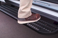 Graepel gratings for delivery fleets